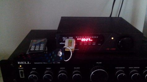 Modul MP3 Decoder dan Radio FM