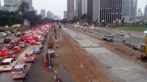 Foto Tahapan Pembangunan MRT